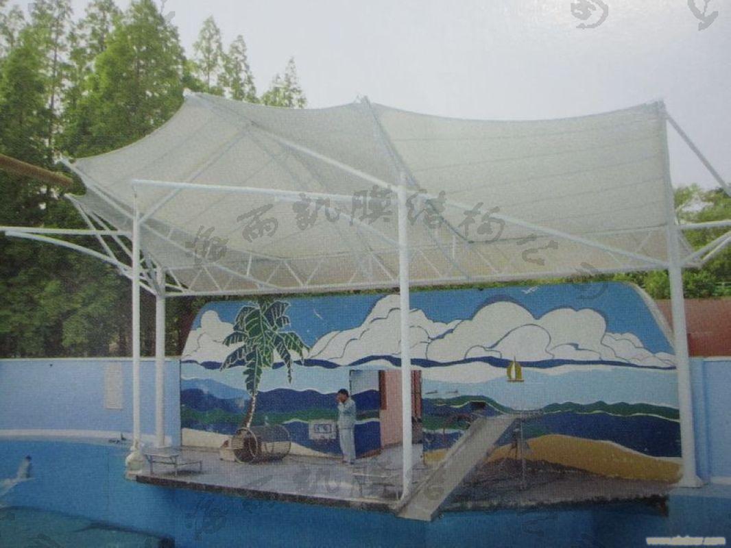 上海膜结构篷订做-上海膜结构蓬批发