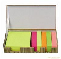 上海木盒包装告示贴