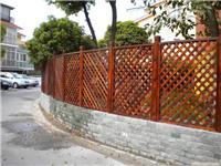 上海防腐木 网格