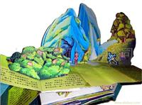 批发零售中国题材《西游记》学习立体书
