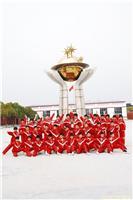 上海少儿武术基本功训练