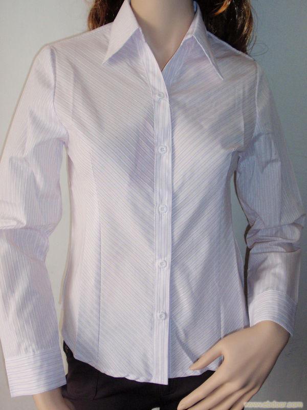 女士衬衫制服