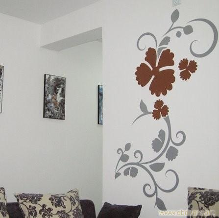 『手绘墙』西安手绘电视墙价格