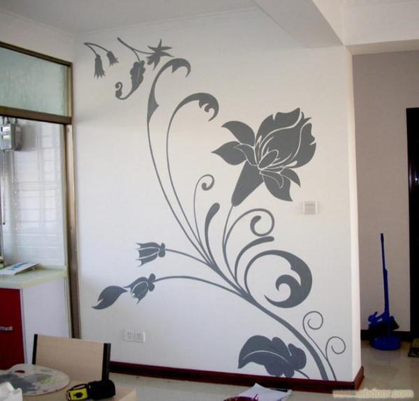 西安手绘墙画