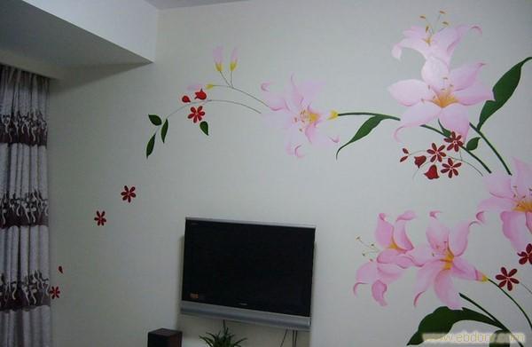 西安客厅手绘墙画_相关信息
