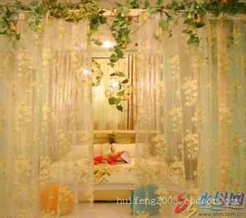 南京中式窗帘