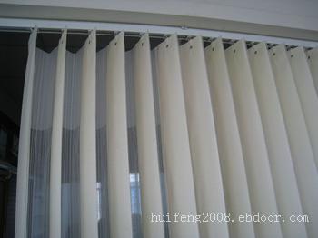 南京垂直帘定做安装