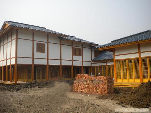 木制别墅渡假小木屋,生态木屋、农家乐