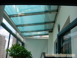 上海爵士建筑玻璃贴膜