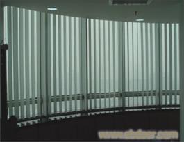 南京电动垂直帘价格批发