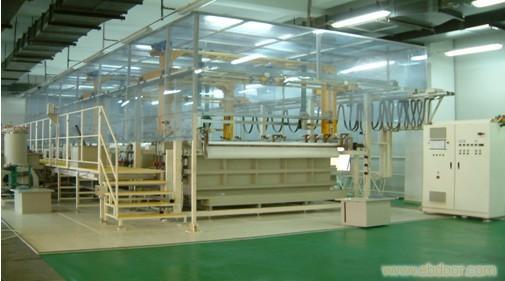 龙门直线电镀生产线-龙门直线电镀生产线厂家