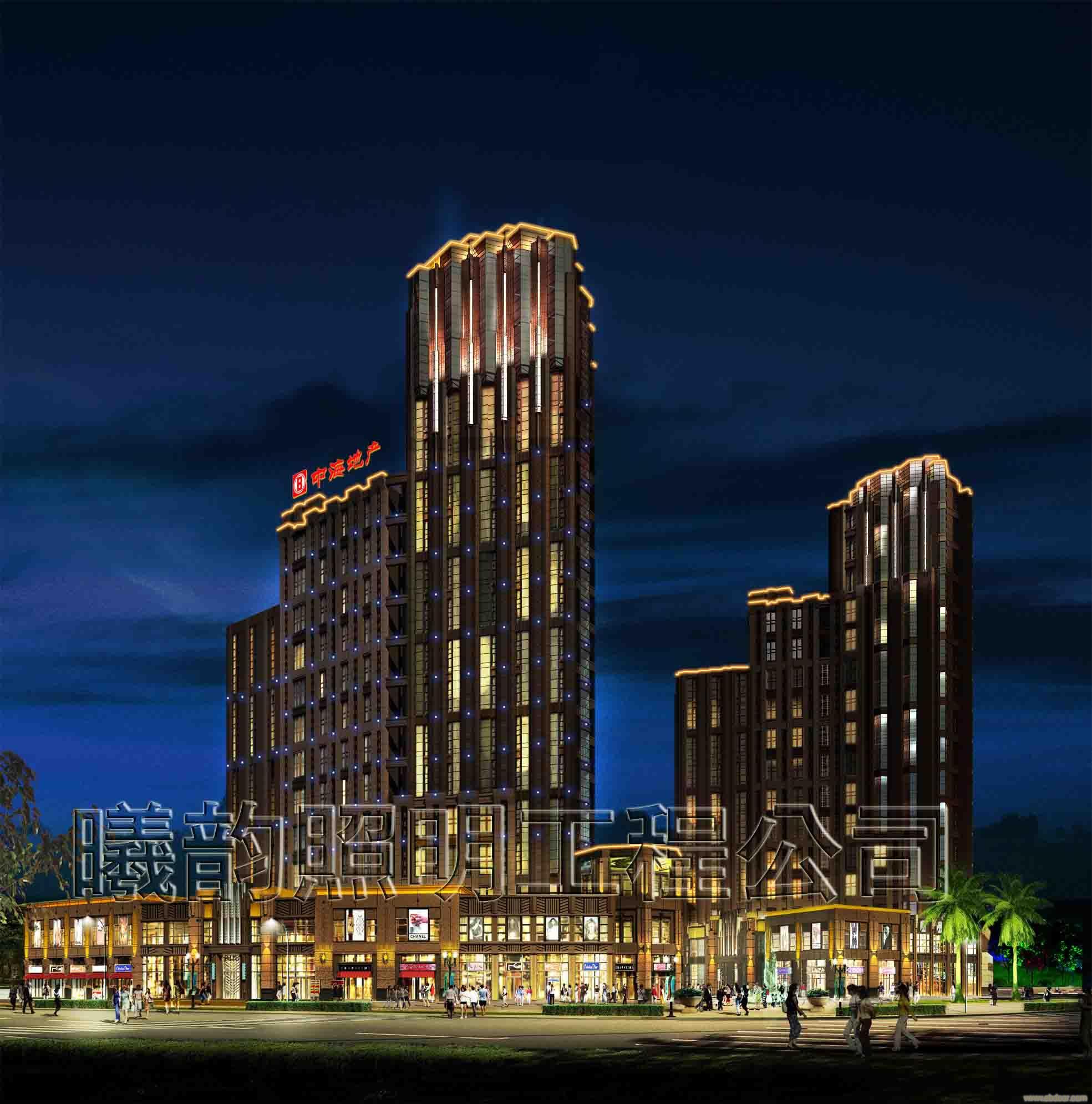 上海照明 上海照明设计 上海照明灯具