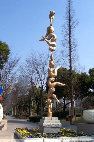雕塑设计制作2