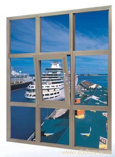 罗普斯金铝合金门窗-型号3700