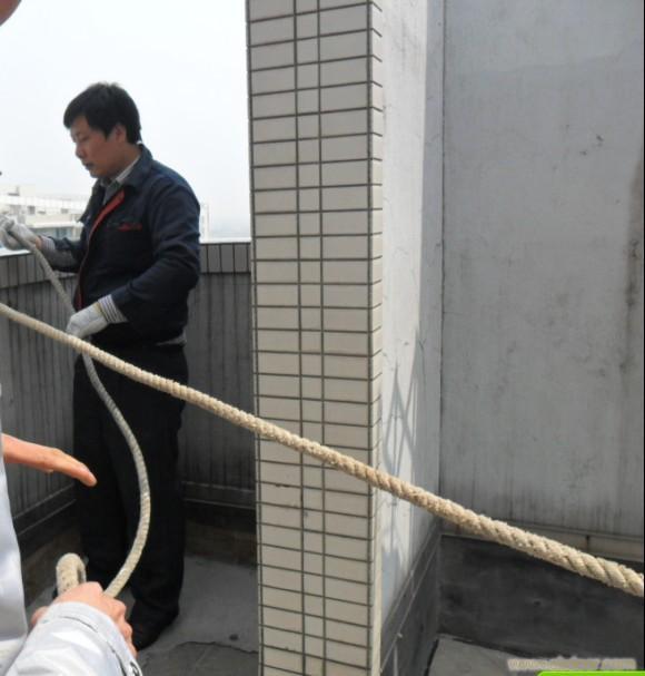 上海外墙防水案例