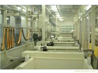 悬臂式电镀生产线