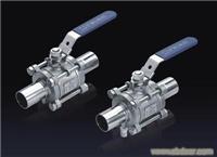 超级洁净-与管内径相同球阀,管配件