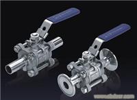 超级洁净--与管内径相同球阀,管配件