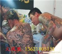 火凤凰大赛现场-上海纹身顶级纹身师参赛现场