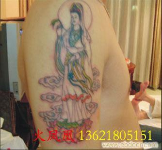纹身/观音纹身图片_观音纹身图片高清大图_观音纹身图片...