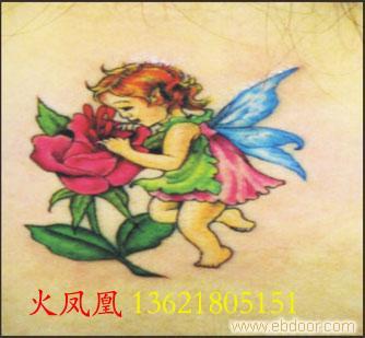 堕落血天使纹身图片图片 堕落血天使纹身,六翼血天使的纹身-终极图片
