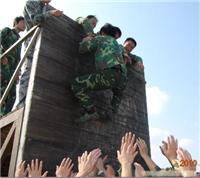 上海企业军训---龙文军事拓展