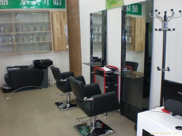 上海黑发王实体店
