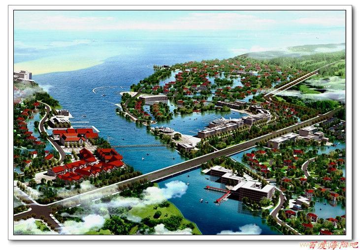 海阳市的城市发展-海阳海景房