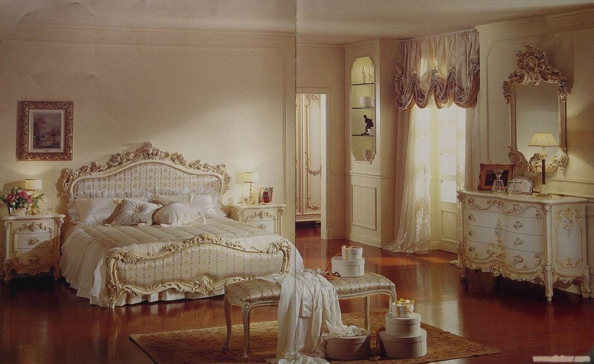 欧式卧室家具专卖 上海欧式家具批发