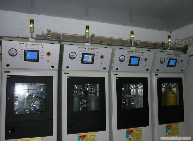 特气气柜全自动特气气柜上海尚大专卖18930529710!