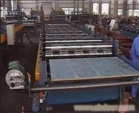 彩钢复合机-双层压型机