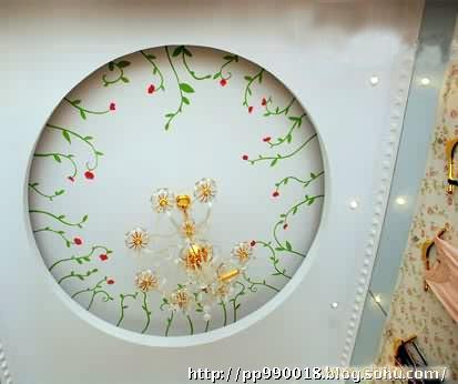 天頂手繪-上海手繪墻/上海手繪墻公司