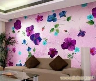 郑州家庭墙体手绘