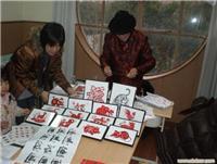 上海民间艺术表演 上海专业剪纸表演