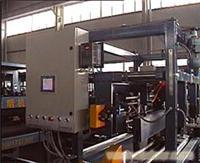 彩钢隔热夹芯板复合机生产线