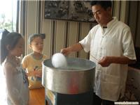 上海民间手工艺 棉花糖