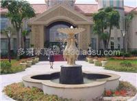 上海砂岩艺术雕塑 上海砂岩喷水池 景观喷水池雕塑