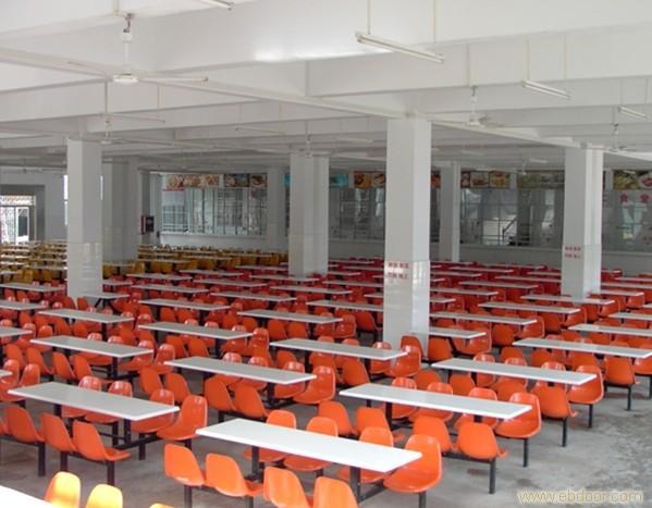 标准食堂设计图