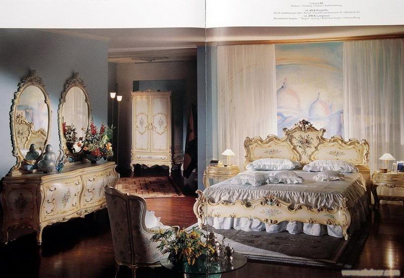 上海卧室家具/上海欧式卧室家具