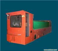 18吨蓄电池式电机车