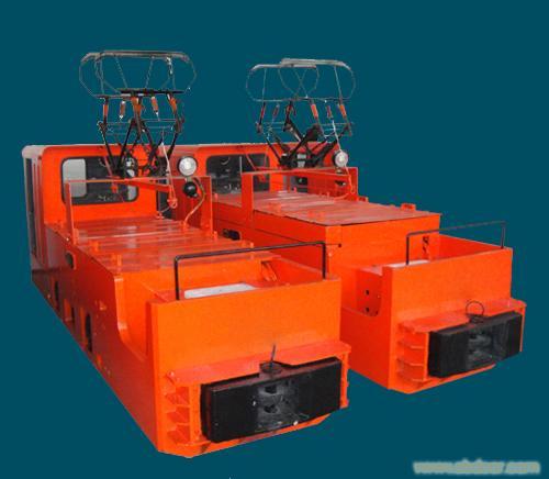 7吨架线式电机车