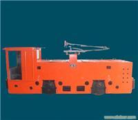 14吨架线式电机车