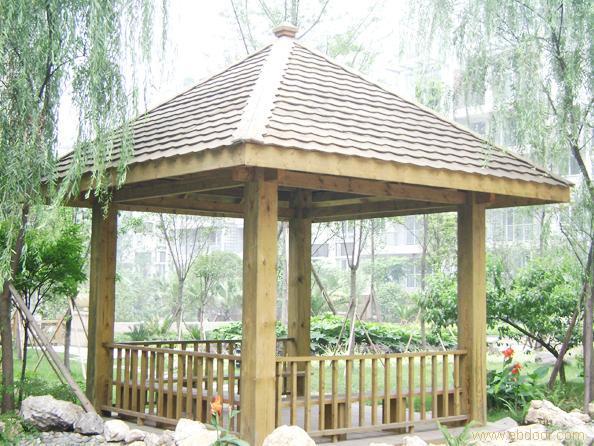 上海防腐木户外家具/上海防腐木花箱