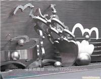 上海雕塑 | 不锈钢雕塑制作