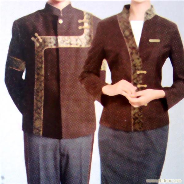 南京宾馆工作服