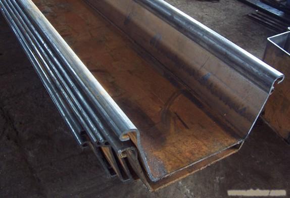 钢板桩批发供应