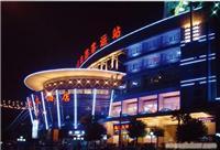 上海大厦灯光装饰
