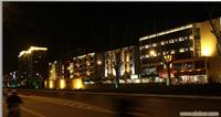 上海建筑物夜景装饰