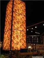 上海立式灯箱