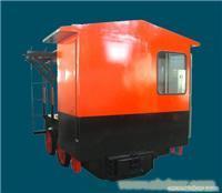 城西工矿10吨准轨露天机车